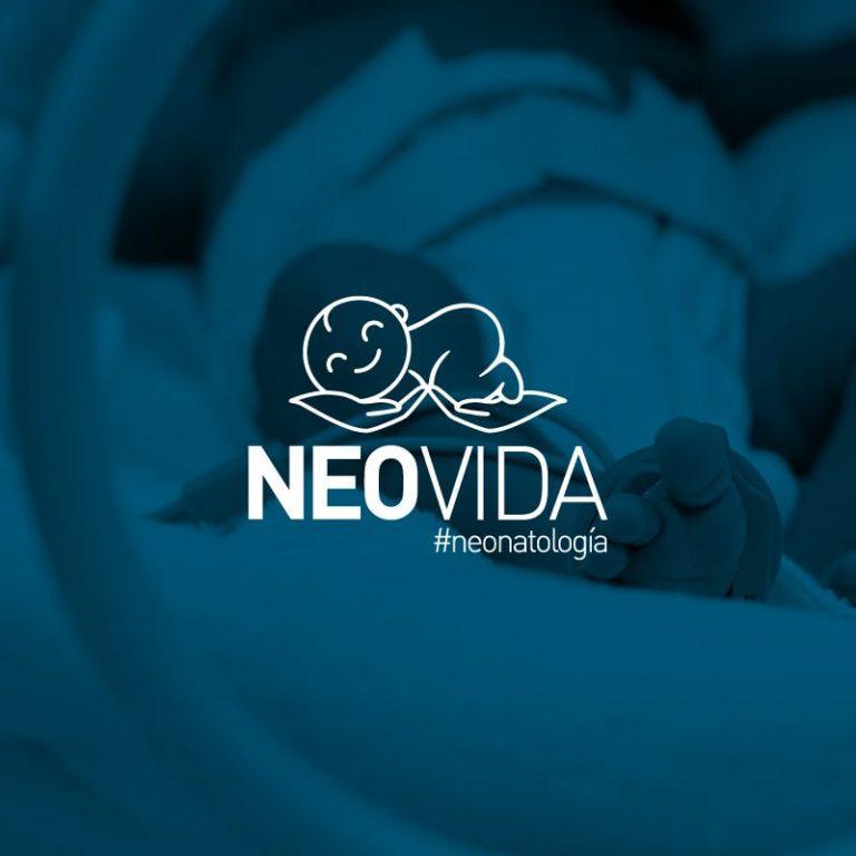 Logotipo Neo Vida Neonatología